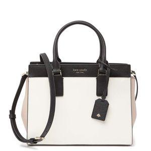 NWT Kate Spade Cameron medium satchel